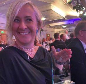 Heledd Wyn – 'Lawyer of the Year'