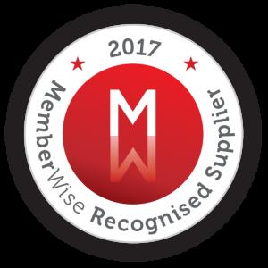 MemberWise Recognised Supplier Logo 2017