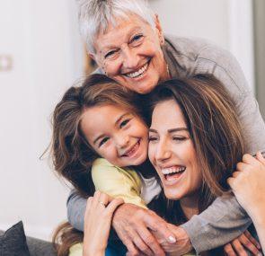 The sandwich generation - parenting our parents