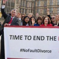 No fault divorce, a step closer
